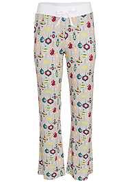 Alternate View Printed Pajama Pants