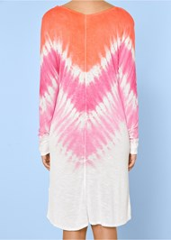 Alternate view Tie Dye Cover-Up