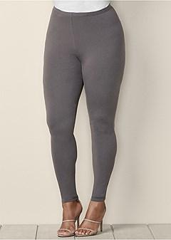plus size slimming leggings