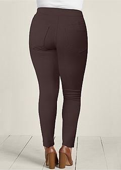 plus size slimming bum lifter pants