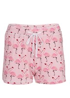 drawstring sleep shorts