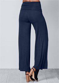 BACK VIEW Easy Foldover Pants