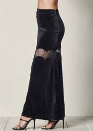 Alternate view Velvet Maxi Skirt