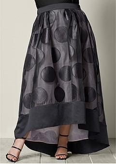 Plus Size Skirts & Shorts