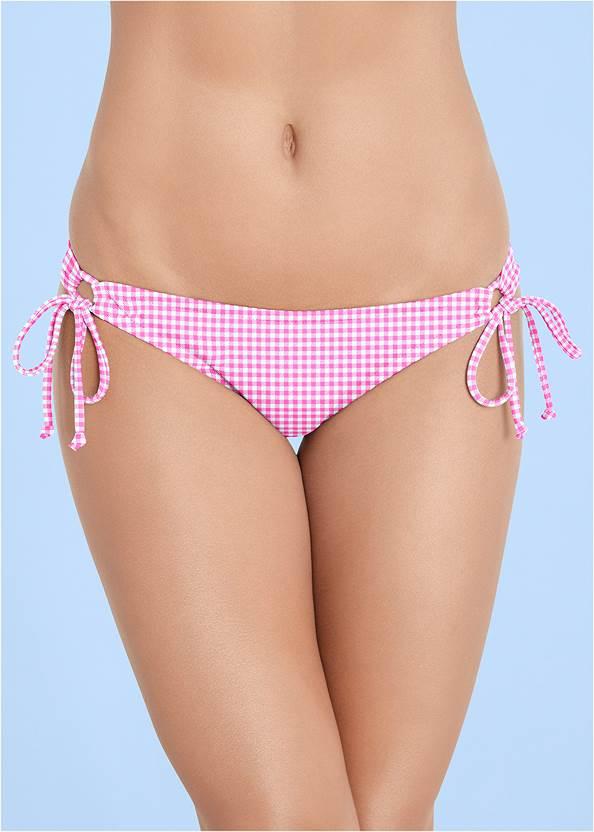 Alternate view Tie Side Bikini Bottom
