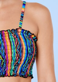 Alternate View Smocked Top