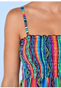 Alternate view Smocked Tankini Top