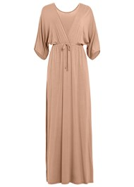 Alternate View Kimono Sleeve Sleep Dress