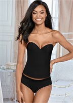 confidence smooth corset