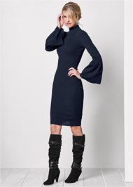 Alternate View Slouchy Layered Strap Boots