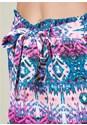 Alternate View Sleep Shorts With Tie Waist
