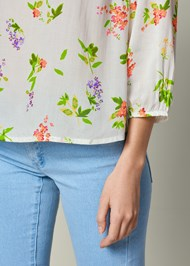 Alternate view Floral Top