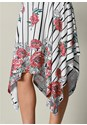 ALTERNATE VIEW Floral Printed Day Dress