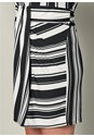 ALTERNATE VIEW Stripe Bodycon Dress