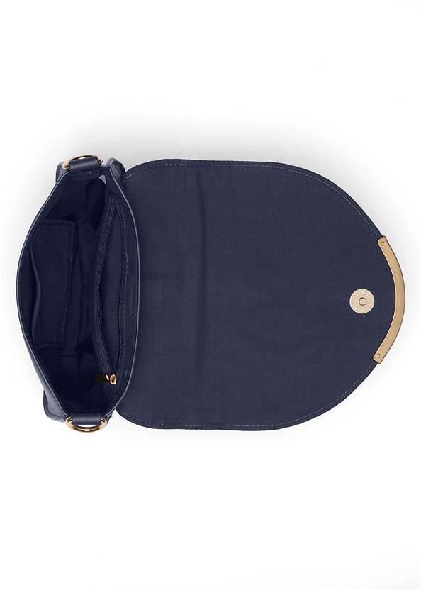 Alternate View Circle Detail Handbag