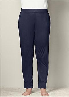 plus size sleep pants