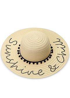 sunshine chill floppy hat