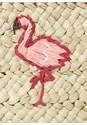 Alternate View Flamingo Tote