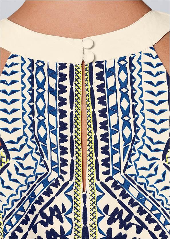 Alternate view Printed Dress