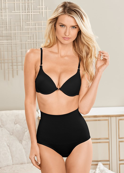 CONFIDENCE TUMMY SHAPER,PUSH UP BRA BUY 2 FOR $40