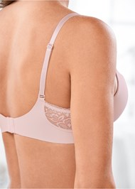 Alternate view Bra With A Heart