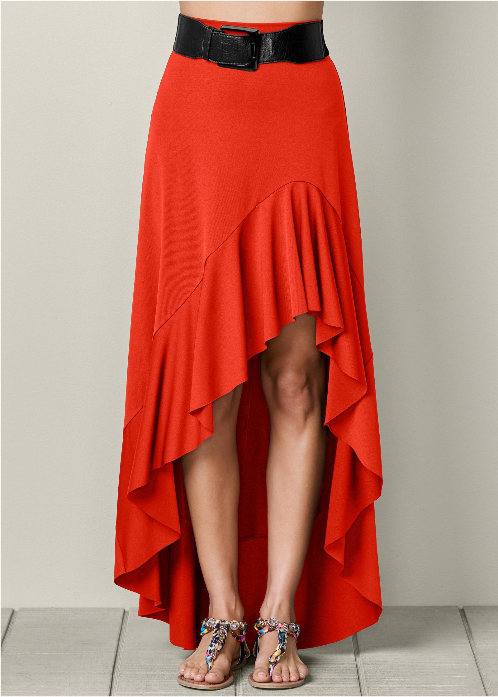 Hi-Low Skirt