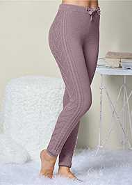Alternate view Lined Sweater Lounge Pants
