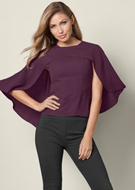 Front view Cape Top