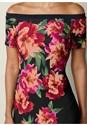 Alternate View Floral Print Maxi Dress