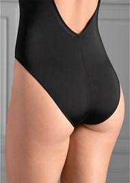 Alternate View Illusion Mesh Bodysuit