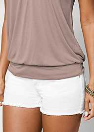 Alternate View Relaxed V-Neck Top