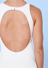 Alternate view Mesh Tank One-Piece