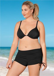 Plus Size Enhancer Push Up Bra