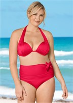plus size marilyn push up bra top