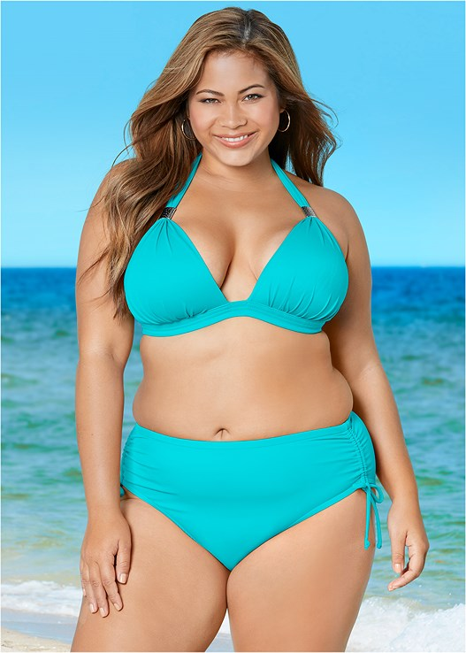 92ec8d386a Aqua Reef GODDESS ENHANCER PUSH UP Bikini