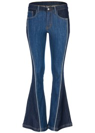 Alternate View Two Tone Jeans