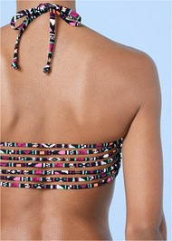 Alternate view Strappy Back Bandeau Top