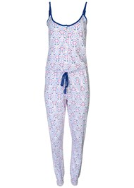 Alternate View Printed Sleep Jumpsuit