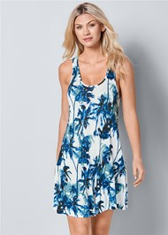 Front View Casual Day Dress