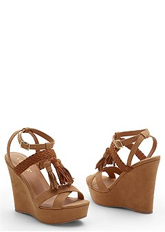 tassel wedge