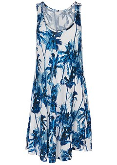 plus size casual day dress