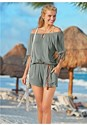 Alternate view Fringe Detail Romper