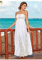 Alternate View Lace Detailed Maxi Dress