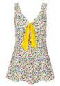 Alternate view Tie Front Swim Dress