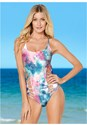 Front View Hourglass One-Piece