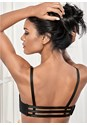 Back view Bar Back Push Up Bra