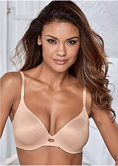 smooth cup unlined bra