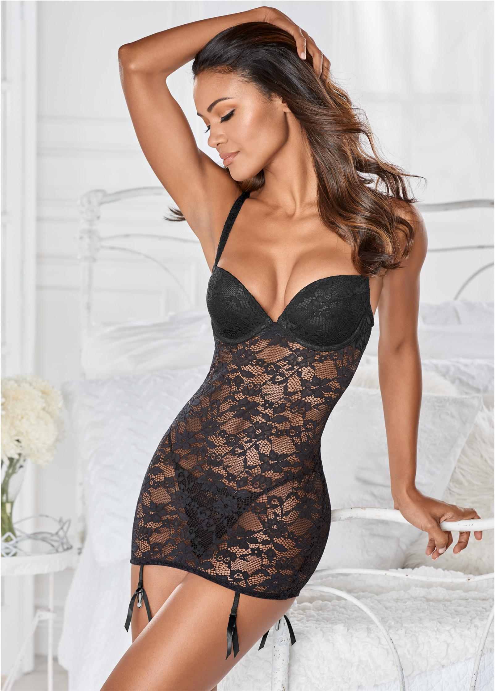 Sexy lingerie catalog