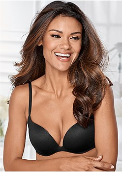 smooth plunge t-shirt bra