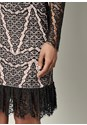 Alternate View Lace Detail Dress